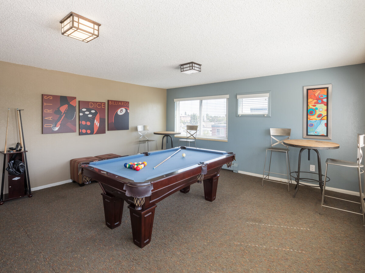 Winchester Browning Apartments Rozeboom Company - Winchester pool table